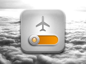 Airplane Mode. Credit:  Andrew Preble